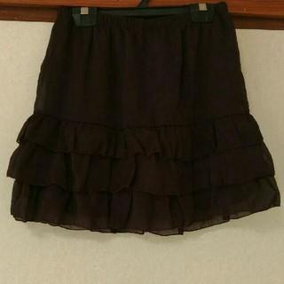 エルディープライム(LD prime)のスカート LD prime 茶色(ミニスカート)