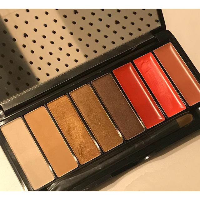THE FACE SHOP(ザフェイスショップ)のザ フェイスショップ モノポップ アイズ 01 ミッキー 化粧品 コスメ/美容のベースメイク/化粧品(アイシャドウ)の商品写真