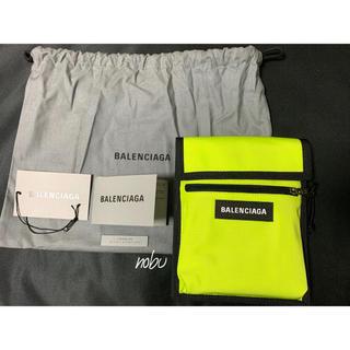 Balenciaga - 新品【 BALENCIAGA 】 エクスプローラー ナイロン ポーチ ストラップ
