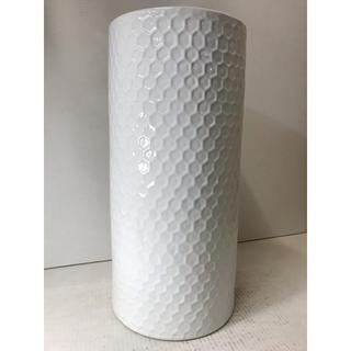 新品陶器傘立て 若干難あり(傘立て)