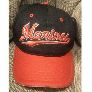 チバロッテマリーンズ(千葉ロッテマリーンズ)のマリーンズ 帽子 キャップ 2個セット(応援グッズ)