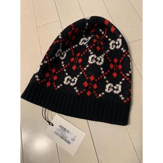 Gucci - GUCCI ニット帽 メンズ  27000円→25000円!