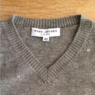 マークジェイコブス(MARC JACOBS)のMARC JACOBS ニットベスト(ニット/セーター)