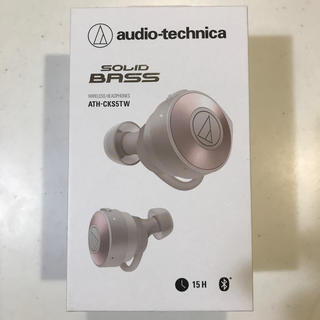 audio-technica - オーディオテクニカ SOLID BASS ATH-CKS5TW