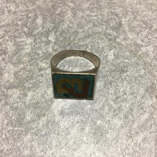②  メキシコsilver リング(リング(指輪))