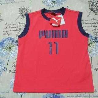 Puma  ランキングシャツ 130(ウェア)