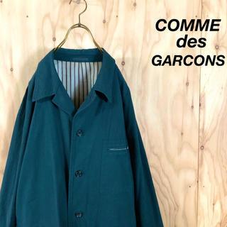 コムデギャルソン(COMME des GARCONS)のCOMME des GARCONS HOMME スプリングコート モスグリーン(その他)