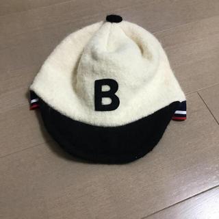 ビームスボーイ(BEAMS BOY)のbeamsboy  ウール100% ニットキャップ 帽子(ニット帽/ビーニー)