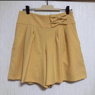 クチュールブローチ(Couture Brooch)のクチュールブローチ キュロット リボン(キュロット)