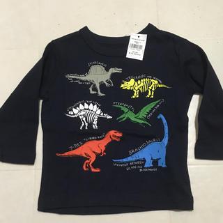 GAP - 新品タグ付babyGAPベイビーギャップ恐竜長袖カットソー70㎝
