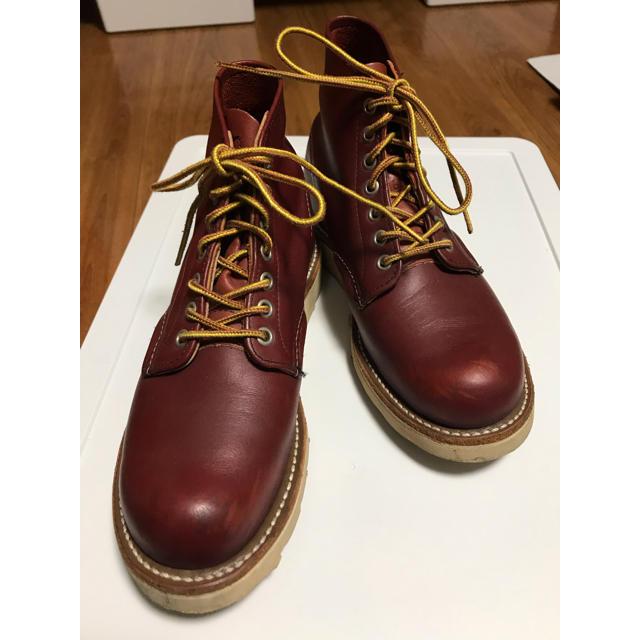 REDWING(レッドウィング)のRed Wing (レッド ウイング) 8166 レディースの靴/シューズ(ブーツ)の商品写真
