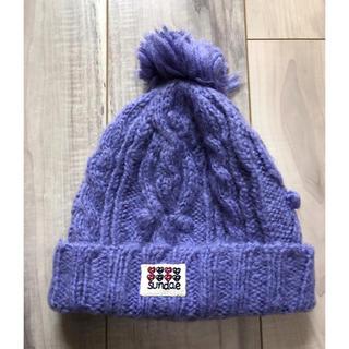 ラフ(rough)のニット帽(ニット帽/ビーニー)