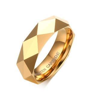 ジュエリー 人気 アクセサリー ゴールド リング 指輪 メンズ タングステン(リング(指輪))