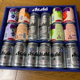 アサヒ(アサヒ)のアサヒスーパードライ&ジュース(ビール)