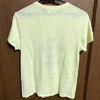 ミラオーウェン(Mila Owen)のミラオーウェン Tシャツ イエロー(Tシャツ(半袖/袖なし))
