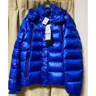 タトラス(TATRAS)のタトラス TATRAS  DIOMEDE  サイズ2 Sサイズ  ブルー(ダウンジャケット)