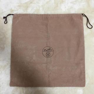 エルメス(Hermes)のHermes バック保存巾着袋(日用品/生活雑貨)