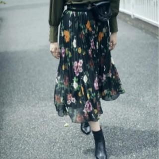 アメリヴィンテージ(Ameri VINTAGE)のアメリヴィンテージ ココフラワースカート(ロングスカート)