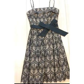 ストロベリーフィールズ(STRAWBERRY-FIELDS)のストロベリーフィールズ ワンピースドレス(ミディアムドレス)