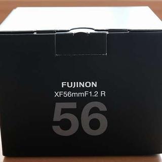 フジフイルム(富士フイルム)の新品未使用 xf56mm f1.2 fujifilm 富士フイルム(レンズ(単焦点))