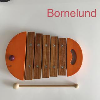 ボーネルンド(BorneLund)のボーネルンド おさかな シロフォン 木琴(楽器のおもちゃ)