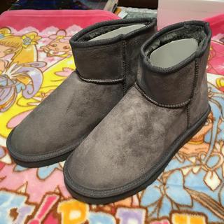 【新品】 ショート ♡ ムートンブーツ(ブーツ)