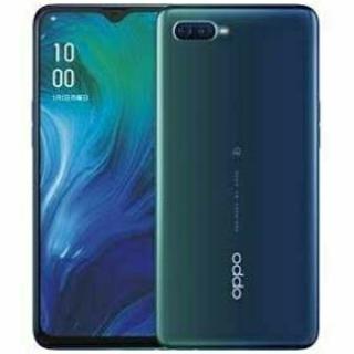 ラクテン(Rakuten)の【新品未開封】Oppo Reno A 128GB SIMフリー ブルー2台(スマートフォン本体)
