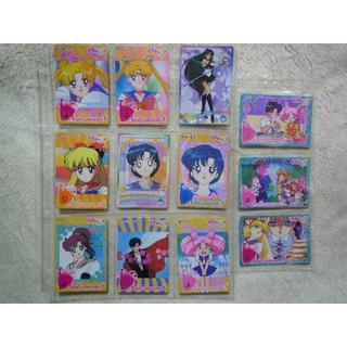 セーラームーン(セーラームーン)の美少女戦士セーラームーン カードダス ノーマル 12枚セット(カード)
