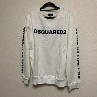 ディースクエアード(DSQUARED2)のディースクエアード DSQUARED2スウェット パーカー 男女兼用(スウェット)