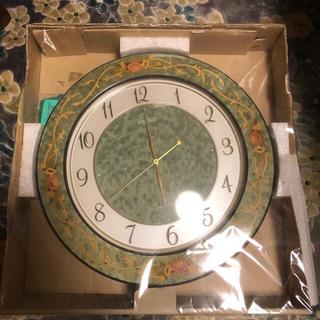 セイコー(SEIKO)の未使用掛け時計32cm 高級品(掛時計/柱時計)