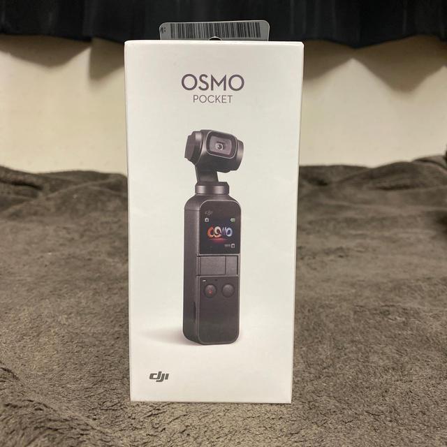 OSMO POCKET スマホ/家電/カメラのカメラ(その他)の商品写真