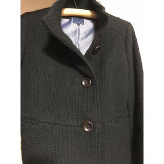 SHIPS - シップス黒のコート