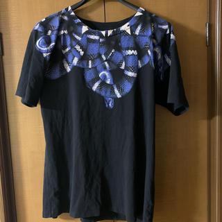 マルセロブロン(MARCELO BURLON)のマルセロブロン(マルセロバーロン) ブルームーン tシャツ M(Tシャツ/カットソー(半袖/袖なし))
