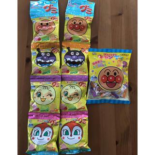 アンパンマン(アンパンマン)のアンパンマン グミ キャンディ セット(菓子/デザート)