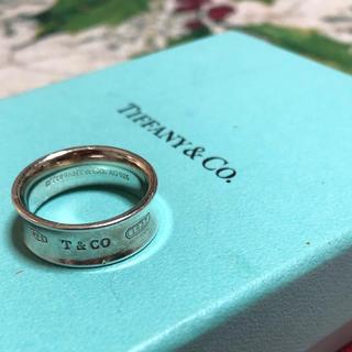 ティファニー(Tiffany & Co.)のティファニーシルバーリング15号(リング(指輪))