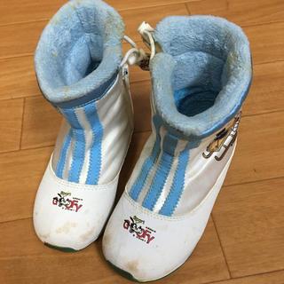 アディダス(adidas)のアディダス グーフィー ベビーブーツ 14センチ(ブーツ)