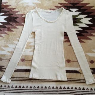 エタミンヌ(ETAMINNE)のエタミンヌ リブインナー(Tシャツ(長袖/七分))