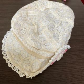 Souris - スーリー  キャスケット 帽子 50センチ