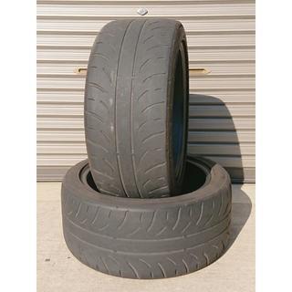 DUNLOP - DL 245/40R17 ZⅢ DIREZZA タイヤ 2本 ダンロップ