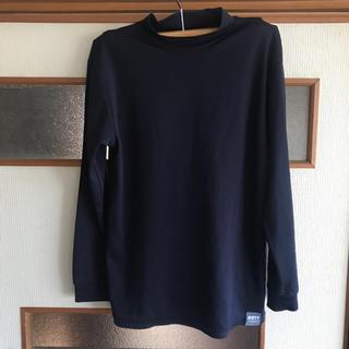 ZETT - ZETT 160 アンダー  シャツ 紺色 美品