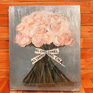 フランフラン(Francfranc)のオリバーガル 新作 新品 アート パネル Oliver gal ゴシップガール(絵画/タペストリー)