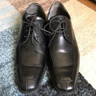 AOKI - ビジネスシューズ 革靴 ストレートチップ