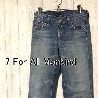 セブンフォーオールマンカインド(7 for all mankind)の✨セブンフォーオールマンカインド デニム ジーンズ デニムパンツ ブーツカット(デニム/ジーンズ)
