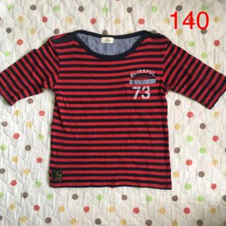 イッカ(ikka)の★美品★IKKA 140cm Tシャツ(Tシャツ/カットソー)
