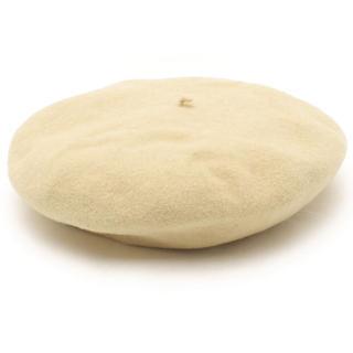 カンゴール(KANGOL)のKANGOL ベレー帽 ベージュ / -(ハンチング/ベレー帽)