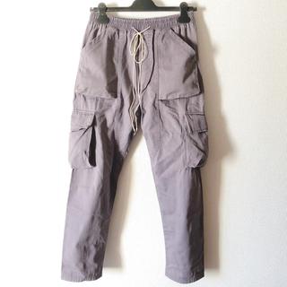 ダークシャドウ(DRKSHDW)の99¢ Vintage Drawstring Cargo Pants(ワークパンツ/カーゴパンツ)