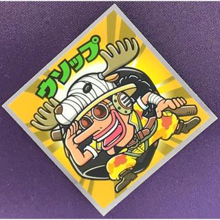 シュウエイシャ(集英社)のビックリマン ワンピース ウソップ 20th 20周年 限定品 記念品 シール(ステッカー(シール))