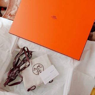 エルメス(Hermes)のエルメス オレンジボックス 中サイズ 空き箱 (その他)