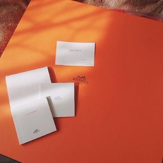 エルメス(Hermes)のエルメス オレンジボックス 中サイズ 空き箱(その他)