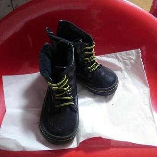 ヒステリックミニ(HYSTERIC MINI)のヒスミニ子供ブーツ(ブーツ)